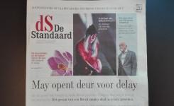 De standaard krant