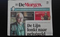 De morgen krant
