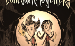Don't Starve Together klein vierkant