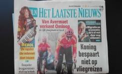 Het laatste nieuws krant