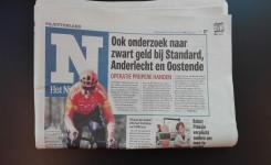 Nieuwsblad krant