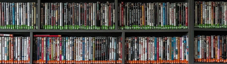 sfeerbeeld dvd collectie