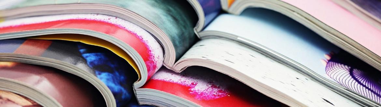 sfeerbeeld tijdschriften